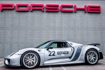 Porsche 918 Spyder Weissach 2